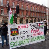 Sahara occidental. Pour le respect du droit international à l'autodétermination - Le blog de pcfmanteslajolie