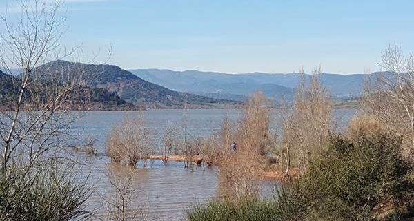 Clermont l'Hérault - le Lac de Salagou