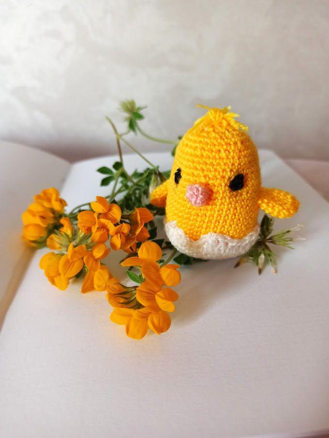 the serial crocheteuses & more n° 580 : jaune