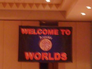 World championship of line dancing in Orlando. UCWCD