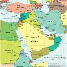 La politique de la France au Moyen-Orient et en Méditerranée : Hypocrisie et schyzophrénie