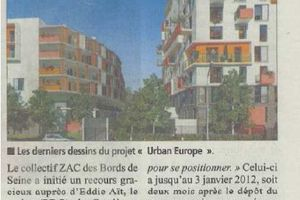 #47 - Nouvelle parution dans le Courrier des Yvelines ce jour !!!
