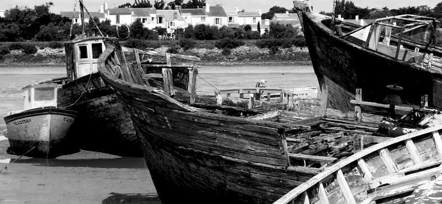 Album - Noirmoutier en noir et blanc