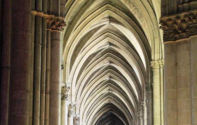 Cathédrale de Reims, l'intérieur