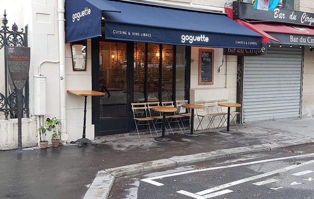 Goguette (Paris 11) : Les réjouissances c'est par ici !