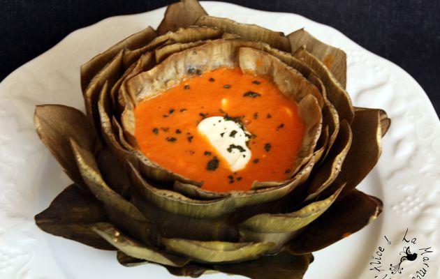 Artichauts au Coulis de Tomate
