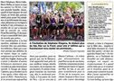 """NICE - Prom Record Day - Le """" Mile """" reste au Anglais : l'article Nice-matin par Philippe HERBET"""