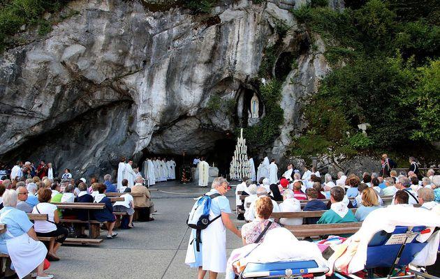 Pèlerinage diocésain à Lourdes du 24 au 29 août 2017