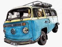 Volkswagen Camper T2