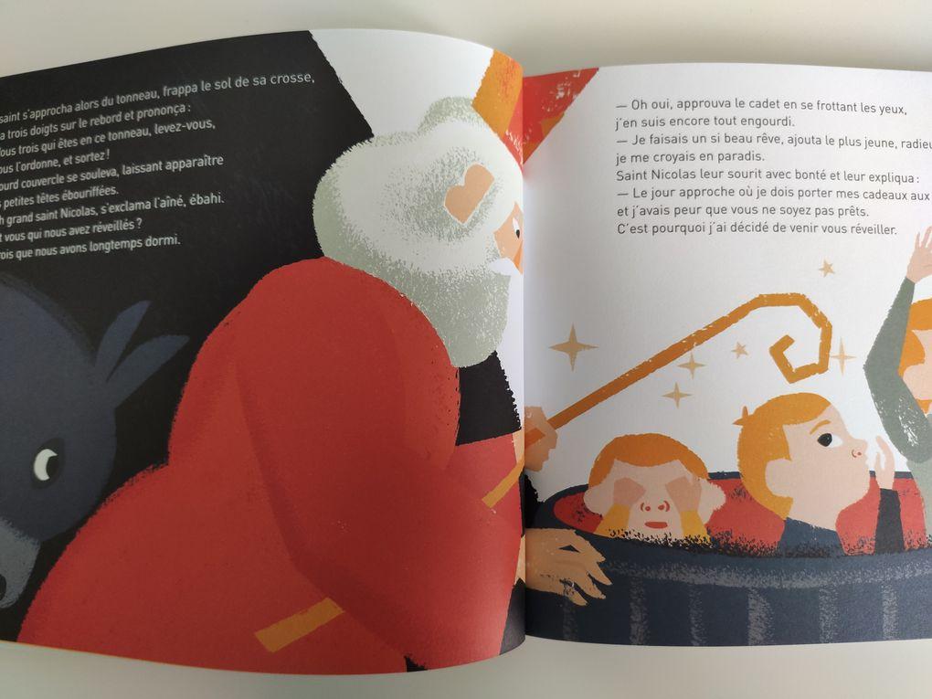 3 histoires de Noël, Collectif – 2020 (Dès 3 ans)
