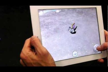 Sphero Shows Off Early Version of Nyan Cat Augmented Reality App