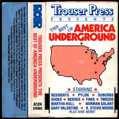 trouser press presents the best of america underground - 1983