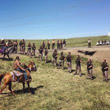 Standing Rock : Un rassemblement tribal confronté à la répression et aux médias
