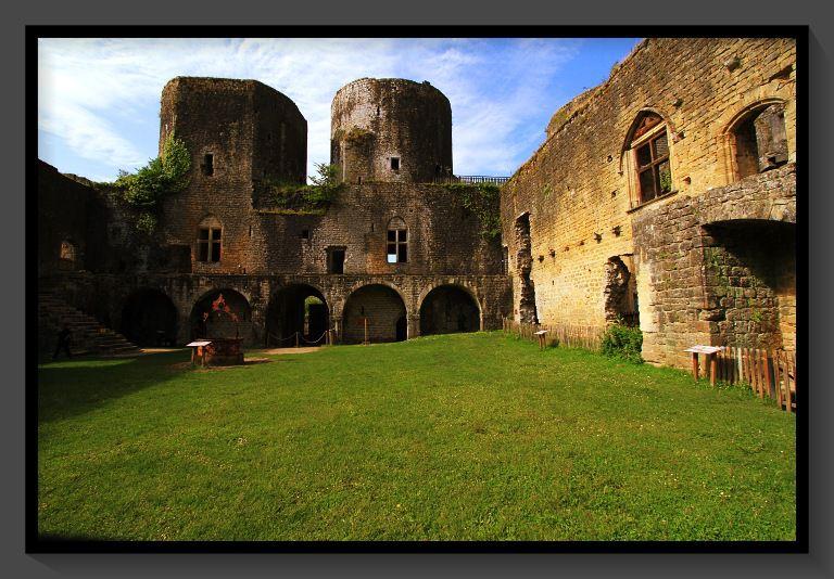 Diaporama château de Villandraut