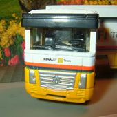 CAMION RENAULT F1 TEAM AVEC PUB ING DIRECT - car-collector.net