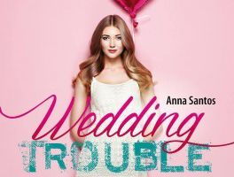 Wedding trouble- Anna Santos chez Butterfly Editions