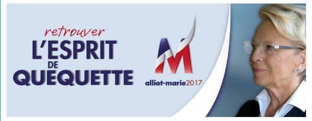 ELYSEE 2017 : ALLIOT-MARIE ATTAQUE EN DESSOUS DE LA CEINTURE !
