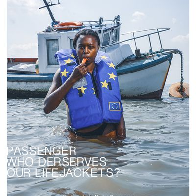 PASSENGER, WHO DESERVES OUR LIFEJACKETS?