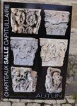 Autun: salle capitulaire cathédrale St Lazare