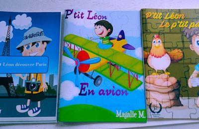 DES LIVRES POUR ENFANTS : La Collection des P'tits Léons
