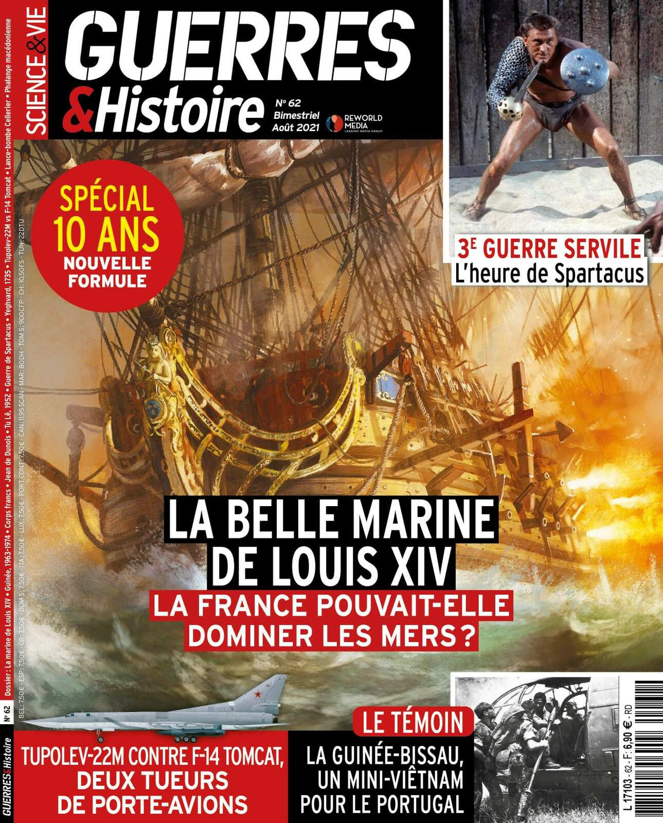A la une de Guerres & Histoire n°62