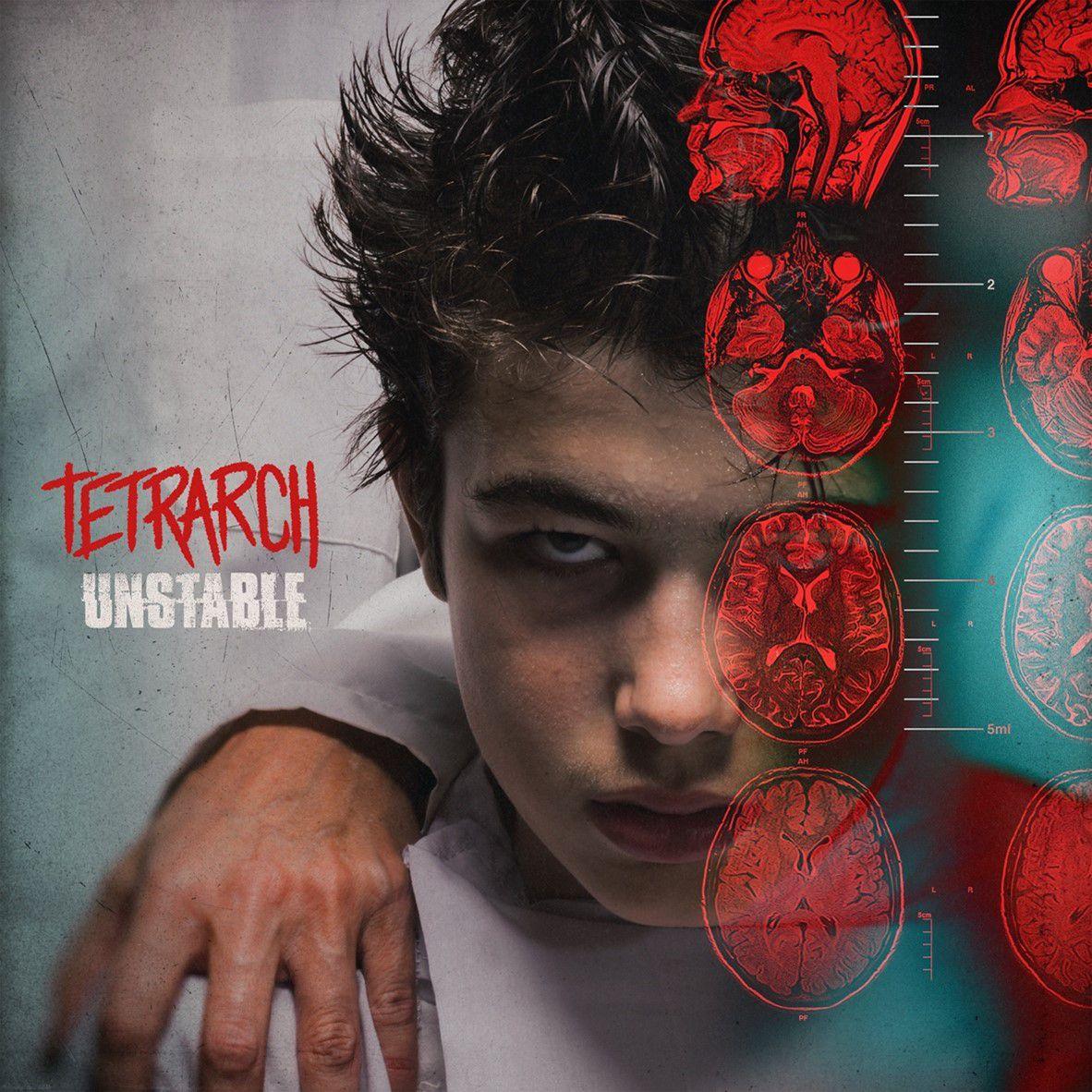 Tetrarch Unstable artwork