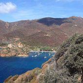 La joyeuse équipée de 9 kayakistes finistériens en Corse - Chapitre 9 - Randonnées kayak : les balades de Yanike
