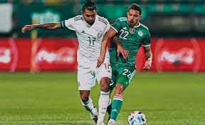 ALGERIE 2 – MEXIQUE 2 : LES VERTS DE PLUS EN PLUS PERFORMANTS