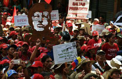 Venezuela : révolution, élections et socialisme du XXIe siècle