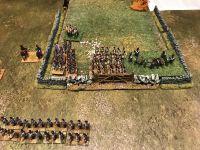 le francais se lance à l'assaut