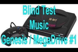 {Blind Test} OST Genesis / Megadrive #1