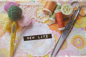 """défi """"New life"""" du 10 juin"""