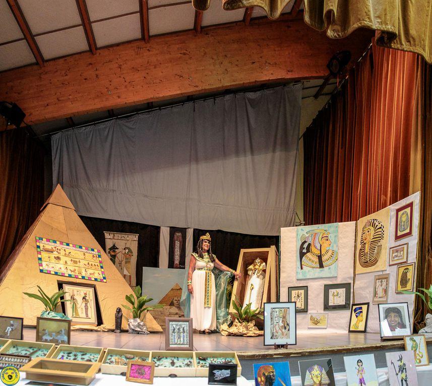 Les loisirs créatifs s'exposent à St André les Alpes