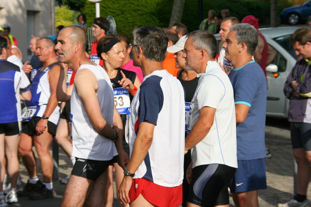 Les 15 km de Lanester le 13 juillet 2009.