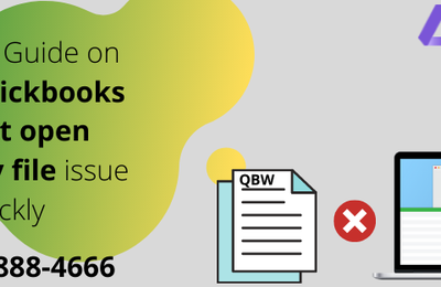 A proper Guide on Fixing Quickbooks cannot open company file issue quickly