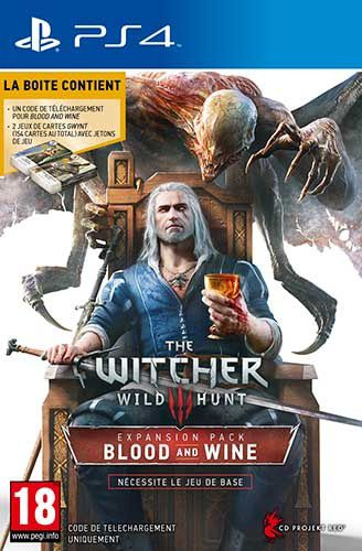 Jeux video: The Witcher 3 Wild Hunt Blood and Wine sort le 31 mai !