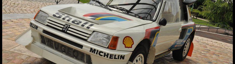 Visite du musée de l'aventure Peugeot à Sochaux