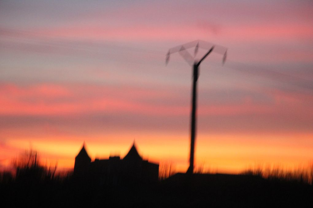 sur les hauteurs de l'Acclameur à Niort