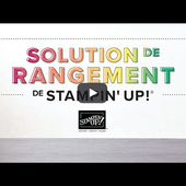 Solution de rangement de Stampin' Up!