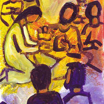 Lectures 2° Dimanche de Pâques - Fête de la Miséricorde