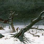 """Schubert - Winterreise - """"Die Krähe"""", Hans Hotter"""