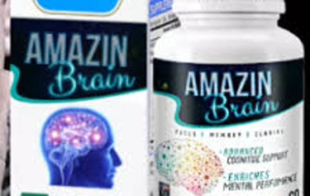 Amazin Brain:-is totally natural and jam your long haul cerebrum wellbeing.