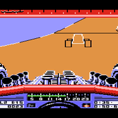 STUNT CAR RACER? - Atari 8-Bit Computers