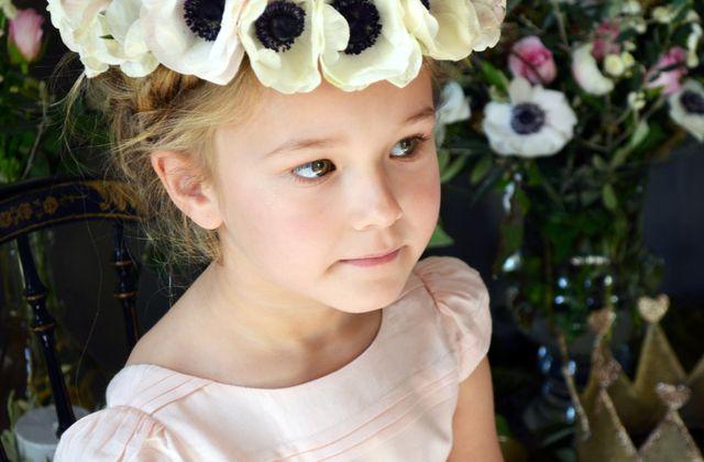 Les Petits Inclassables | Shooting au Domaine Fon de Rey | Maëlle | Photographe Enfants Montpellier | 1/9