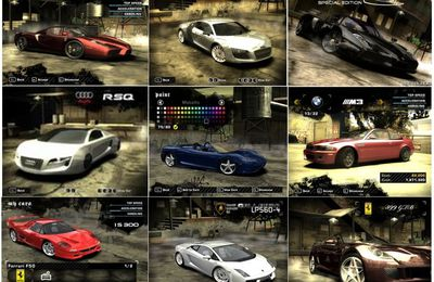 Need For Speed Most Wanted Black Edition Fitgirl Repack
