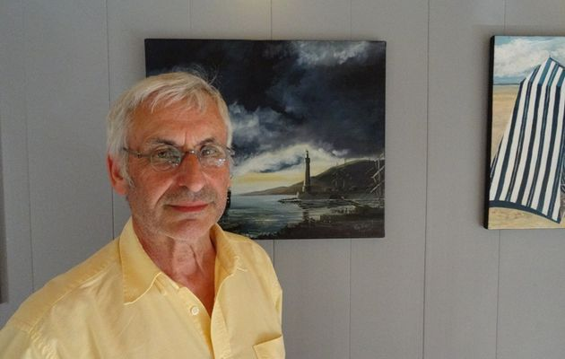 "RAYMOND TOUSSENT ..dit ""RAY-ROGER-T"", EXPOSE SES DERNIERES OEUVRES AU FORUM DE L'IMPERATRICE...N° 2"
