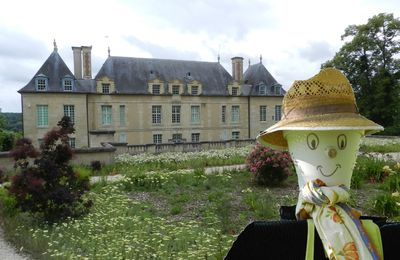 Les escapades de Barnabé : Le château d'Auvers sur Oise