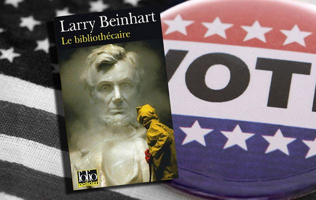 LARRY BEINHART- LE BIBLIOTHÉCAIRE (THE LIBRARIAN, 2004)