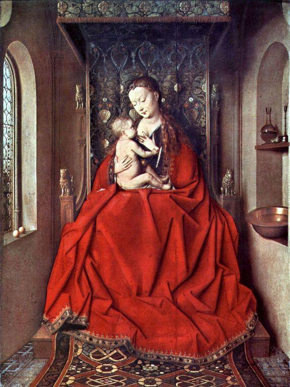 Jan Van Eyck de Dominique Hé et Dimitri Joannidès chez Glénat.
