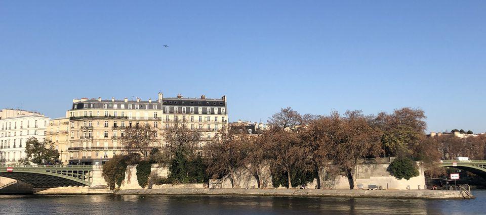 Promenade dans Paris, confinement allégé...